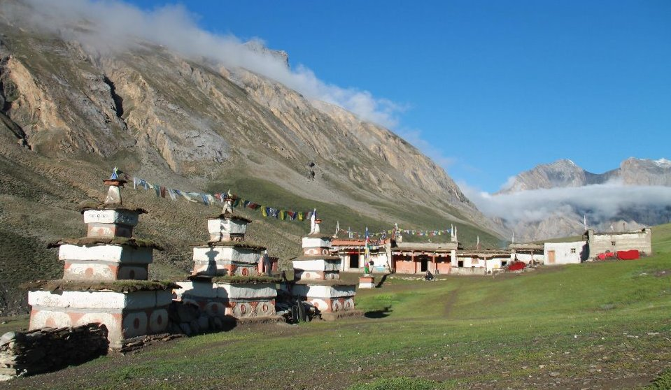Yanggon-Monastery